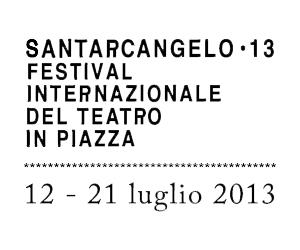 logo festival santarcangelo dei teatri