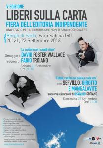 festival liberi sulla carta e david foster wallace