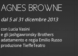 spettacoli teatrali a milano a dicembre 2013