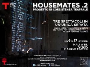 cohousing artisti milano teatro