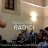 Paola Ponti presents RootsMe/Radici at Valletta2018 Cultural Mapping Conference