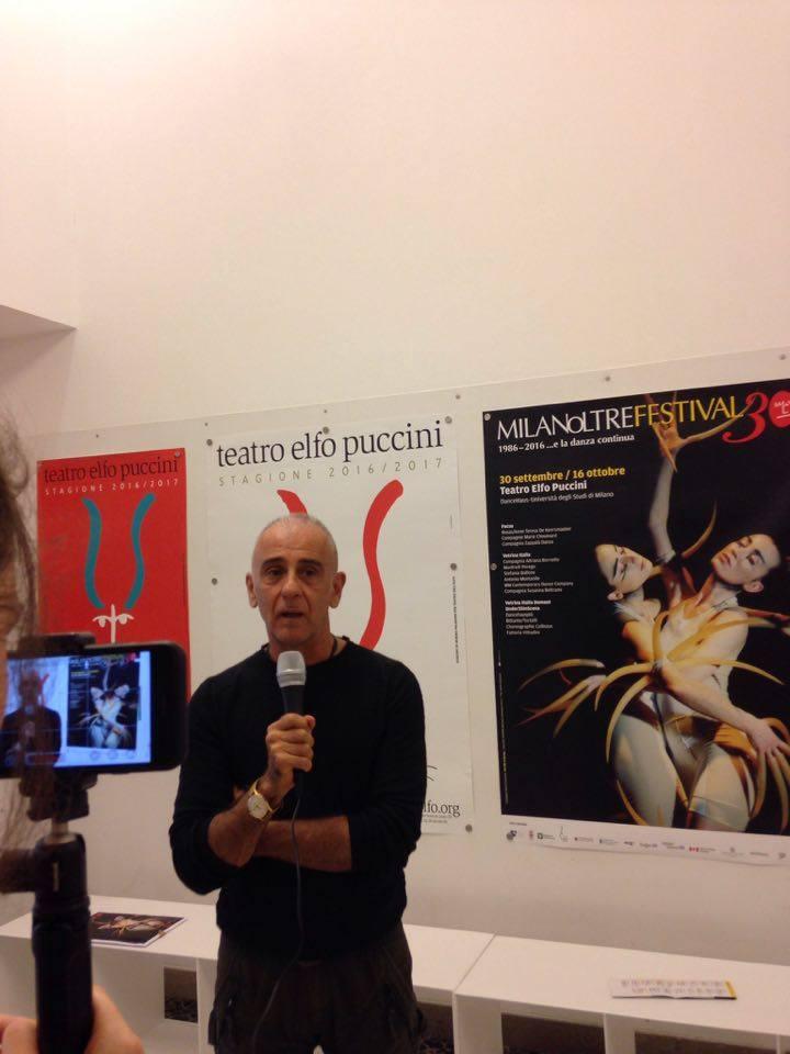 Intervista a Rino De Pace, direttore artistico di MilanOltre