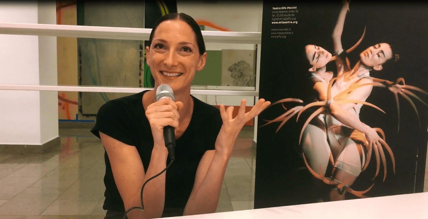 Interview with Valeria Galluccio (Compagnie Marie Chouinard)